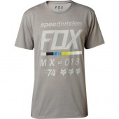 fox-2017-draftr-ss-tech-tee-heather-dark-grey-futbolka-seraya