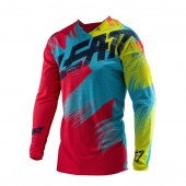 leatt_jersey-gpx-4.5-lite_red-lime_frontright_5019011280