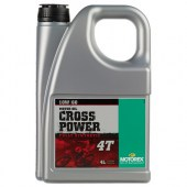 motorex-cross-power-4t-10w-60-4ltr